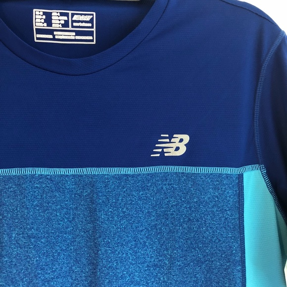 434e18da5b2c1 New Balance Shirts   Mens Nb Dry Fit Athletic Tshirt   Poshmark